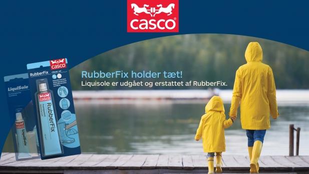 Rubberfix Et Musthave I Det Regnfulde Efter 229 R Casco